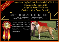 Class 5a ~ 2nd ~ Newbelle Live Wire.png